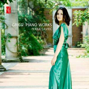 Grieg: Piano Works Product Image