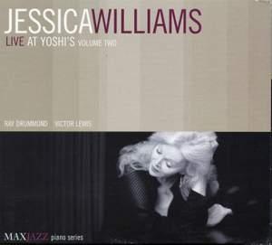 Jessica Williams Live at Yoshi's, Vol. 2