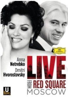 Anna Netrebko & Dmitri Hvorostovsky