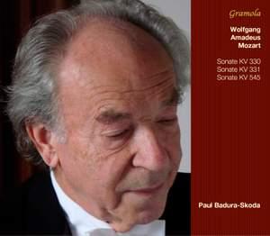 Mozart: Piano Sonatas Nos. 16, 10 & 11