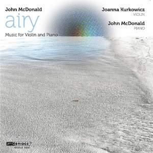 John Mcdonald: Airy