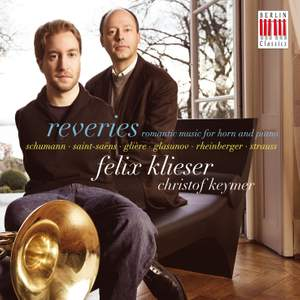 Reveries: Romantic music for horn and piano