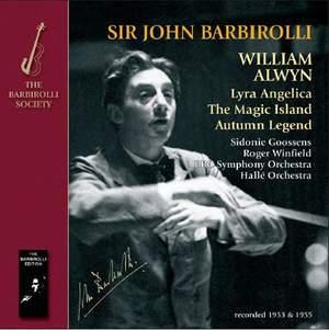 Sir John Barbirolli conducts William Alwyn