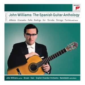 John Williams: The Spanish Guitar Anthology