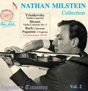 Nathan Milstein Collection Vol. 2