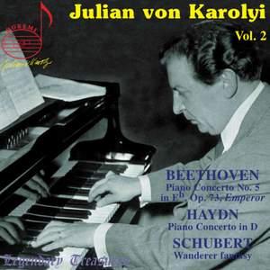 Julian von Karolyi Vol. 2