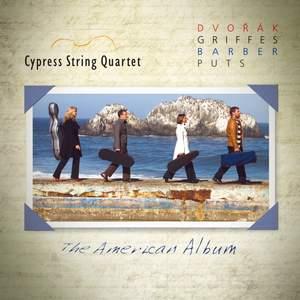 Cypress String Quartet: The American Album