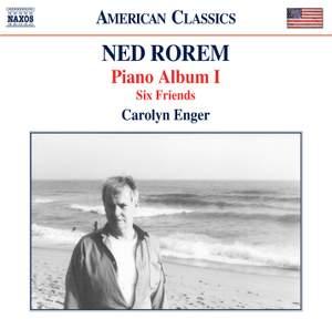 Rorem: Piano Album I & Six Friends Product Image