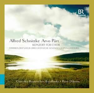 Alfred Schnittke: Konzert für Chor