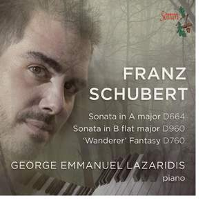 Schubert: Piano Sonatas Nos. 13 & 21 & 'Wanderer' Fantasy
