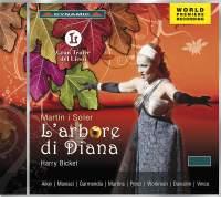 Soler, V M: L'arbore di Diana