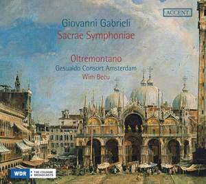 Gabrieli, G: Sacrae Symphoniae