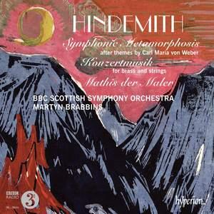 Hindemith: Symphonic Metamorphosis