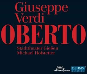 Verdi: Oberto Product Image