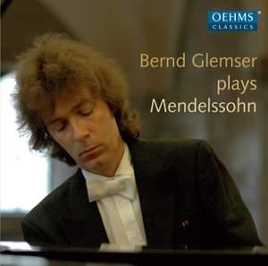 Bernd Glemser plays Mendelssohn