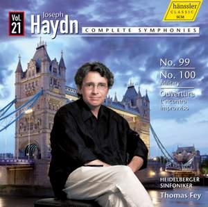 Haydn - Complete Symphonies Volume 21