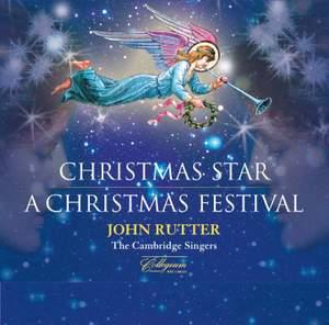 John Rutter: Christmas Star & A Christmas Festival Product Image