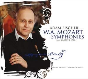 Mozart - Symphonies Volume 11