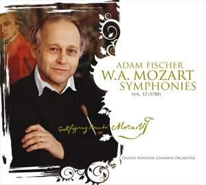 Mozart - Symphonies Volume 12 Product Image
