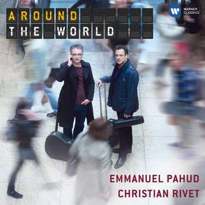 Around the World (flute & guitar)