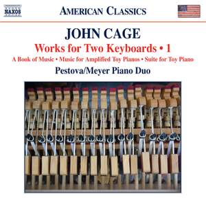 Cage: Works for Two Keyboards, Vol. 1