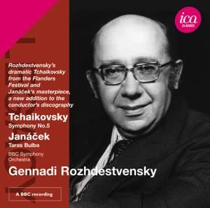 Gennadi Rozhdestvensky conducts Tchaikovsky & Janacek