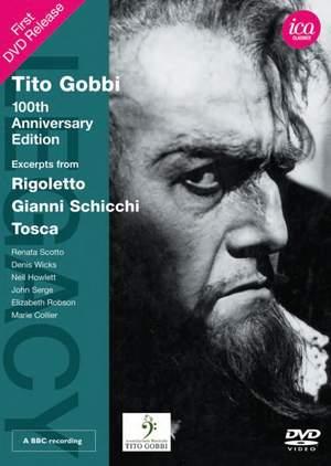 Tito Gobbi: 100th Anniversary Edition