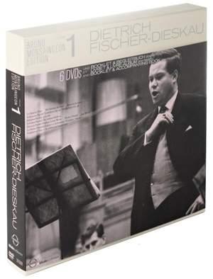 The Bruno Monsaingeon Edition Vol. 1: Dietrich Fischer-Dieskau