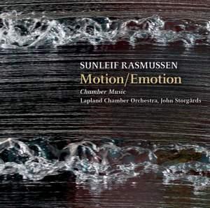 Sunleif Rasmussen: Motion/Emotion