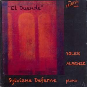 El Duende: Piano works by Albeniz & Soler