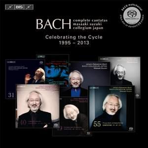 Bach - Cantatas Sampler Product Image