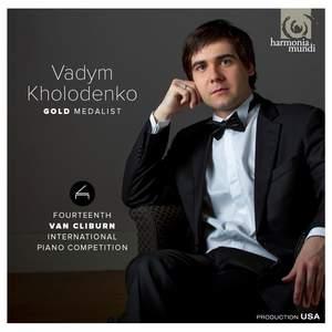 Vadym Kholodenko, Gold Medalist