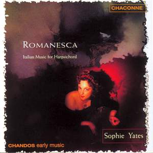 Romanesca: Italian Music for Harpsichord Product Image