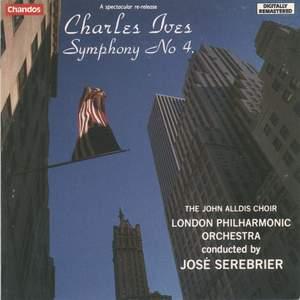 Ives, C: Symphony No. 4