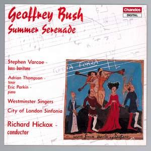 Geoffrey Bush: Summer Serenade Product Image