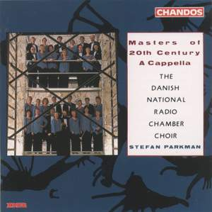 Masters of 20th Century: A Cappella