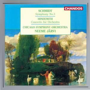 Schmidt & Hindemith: Orchestral Works