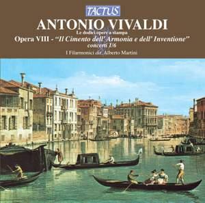 Vivaldi: Il cimento dell'armonia e dell'inventione, Op. 8, Nos. 1-6