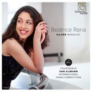 Beatrice Rana, Silver Medalist Product Image