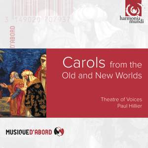 Carols from the Old and New Worlds Vol. 1 Product Image