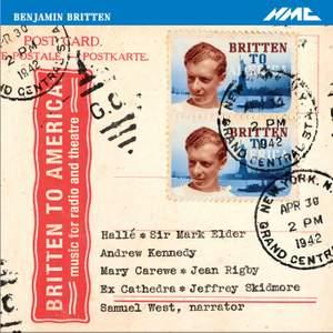 Britten To America