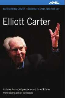 Elliott Carter: 103rd Birthday Concert, NY