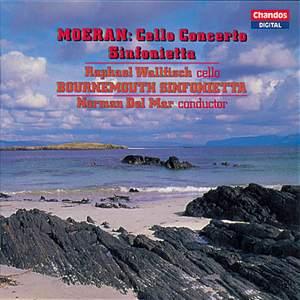 Moeran: Cello Concerto & Sinfonietta