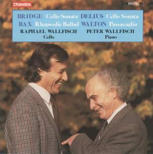 Bridge & Delius: Cello Sonatas