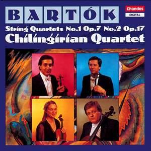 Bartok: String Quartets Nos. 1 and 2