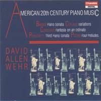 American Twentieth-Century Piano Music