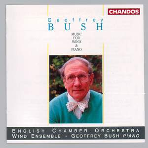 Bush: Music for Wind and Piano Product Image