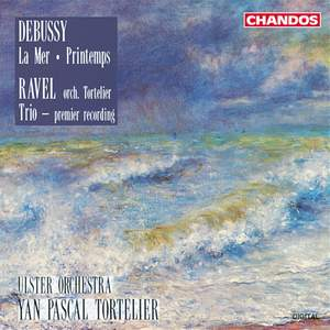 Debussy: La Mer & Ravel: Piano Trio in A minor