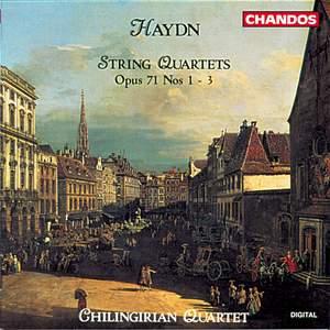 Haydn: String Quartets, Op. 71, Nos. 1-3
