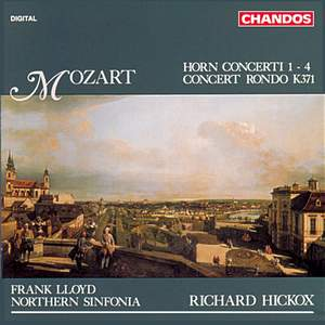 Mozart: Horn Concerti Product Image